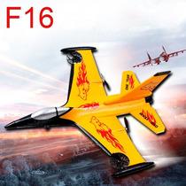 Mini Avião Aeromodelo F16 Falcon, Frete Gratis