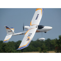 Aero/planador Bixler Bix 3 1550mm Pnf Flaps + Trem De Pouso
