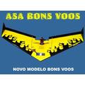 Bons Voos Asa Zagi 120 T5 - Entelada+link Completo +montante