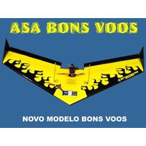 Duas Asas Bons Voos - Asa Zagi 120 T5 - Entelada+link Compl