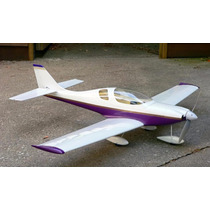 Great Planes Electrifly Lancair Es Ep Arf 43 Gpma1165