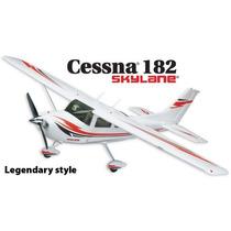 Aeromodelo Cessna 182 Skylane Select Rtf - Flza 4000