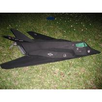 Planta Pdf F-117 Stealth Fighter Escala Em Depron