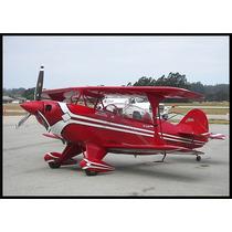 Planta Pitts S-2a 84 Cm Wingspan Em Pdf Envio Gratis