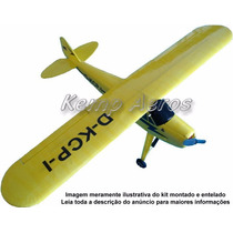 Aeromodelo Piper J3 Cub - Kit Isopor P3 - Kemp Aeros