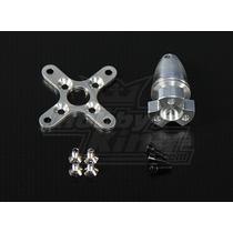 Cruzeta E Adaptador E Spinner Motor Ntm Serie 28