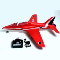 Aeromodelo Jato Red Arrow Fan 70mm 4ch Completo Rtf *novo|*