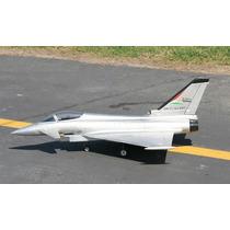 Vendo Jato Elétrico Eurofighter, Completo Pnf