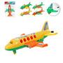 Avião Corda Brinquedo Infantil Frete Grátis