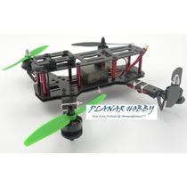 Mini Quadricoptero 250 + Controladora Cc3d Motor Esc Helices