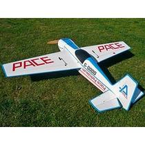 Planta Aeromodelo Pace Spirit Em Escala Frete Grátis