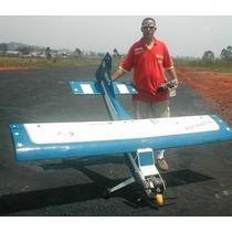 Aeromodelo Nh-cessna Telemaster Motor Zenoiah 38cc Gasolina