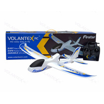 Avião Planador Volantex Firstar 4-ch Brushless Rc