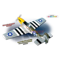 Aeromodelo P51 Mustang .46-.55 Scale