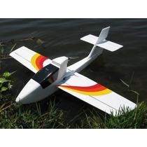 Aeromodelo - Planta Hidroavião Mermaid Em Depron