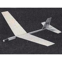 5 Plantas Para Aeromodelos Voo Livre.faça Vc Mesmo