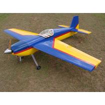 Planta Aeromodelo Extra 260 31% - Pronta P/ Corte Laser