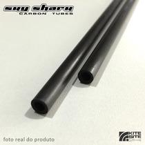 Tubo De Fibra De Carbono 6mm - Importado Skyshark