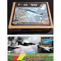 Miniatura Avião Caça F-4 E Escala 1:125