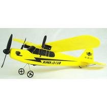 Planta Do Aeromodelo Piper J3 Cub - Corte A Laser