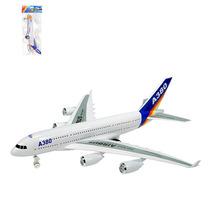 Avião Airbus Fricção Frete Grátis