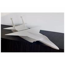 Planta Pdf Caça F-15 3d Shock Flyer Em Depron