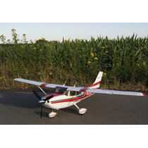 Avião Art-tech Cessna 182 Class 500 6ch 2.4ghz Rtf Lipo Rc