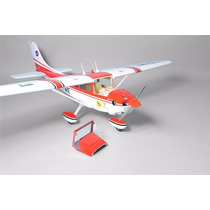 Aeromodelo Cessna Skylane 182 46-55 Arf Elétrico Ou Combustã
