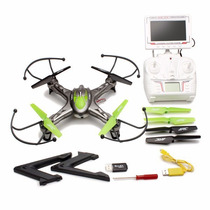 Drone Quadricóptero Jjrc H9d 2.4g C/ Câmera Fpv Lançamento
