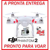 Drone Dji Phantom 2 Rtf, S/ Zenmuse Completo