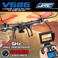 Drone Com Câmera E Transmissão Ao Vivo Completo Fpv