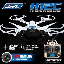 Drone Quadricoptero Jjrc H12c Com Câmera Hd 5mp P/ Entrega