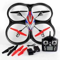 Quadricoptero Wltoys V262 - Gigante 4 Canais C Câmera P. Ent