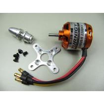 Motor Brushless Turnigy D2826/6 2200kv 342watts Ótimo Zagui