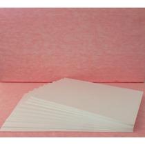 10 Chapas (xps) Depron Branco 5mm- Placa Pluma-100x68,5 Cm