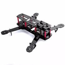 Mini Quad Fibra Carbono Quadricoptero Fpv Rc 250