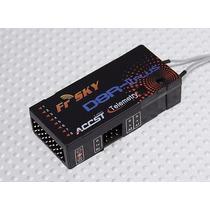 Modulo Receptor Frsky D8r-ii Plus 2.4ghz 8ch Com Telemetria