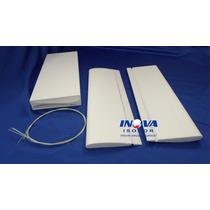 10 Kits Asas De Isopor P3 Para Aeromodelo Com 19,5cmx120cm