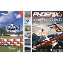 Phoenix Rc Simulador 3.0 & Aerofly 2in1