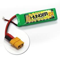 Bateria Lipo 2200mah Hunger Nano Technology 30c 7.4v 2s Xt60