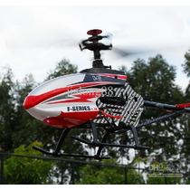 Helicoptero Mjx F45 2.4 Ghz 4 Canais, Novo Na Caixa Original