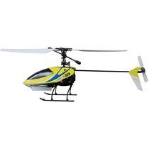 Helicóptero Elétrico Solo Pro 328 C/ Rotor De Cauda Amarelo
