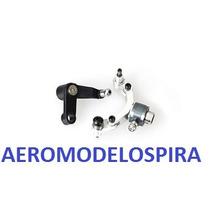 Metal Tail Rotor Control Set Hk-500gt (align Part # H50082