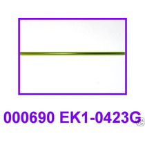 Ek1-0423g Tail Boom Green Belt-cp V2 Ek1-0535 Us