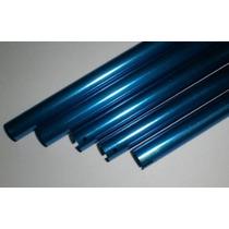 Tail Boom Azul - Tudo De Cauda Aluminio Trex Copterx Hk 450
