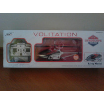 Helicóptero Elétrico Volitation Alloy Medel