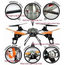 Novo Quadricóptero Wltoys V222 C/câmera, Pronta Entrega