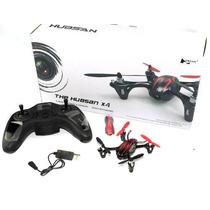 Drone Quadricoptero Hubsan X4 H107c Com Câmera P/ Entrega