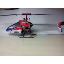 Helicóptero Blade Mcpx V2 - Com Rádio Controle Completo