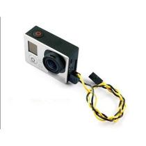 Cabo 5.8g Transmissor Fpv Av Video Para Camera Gopro Hero 3